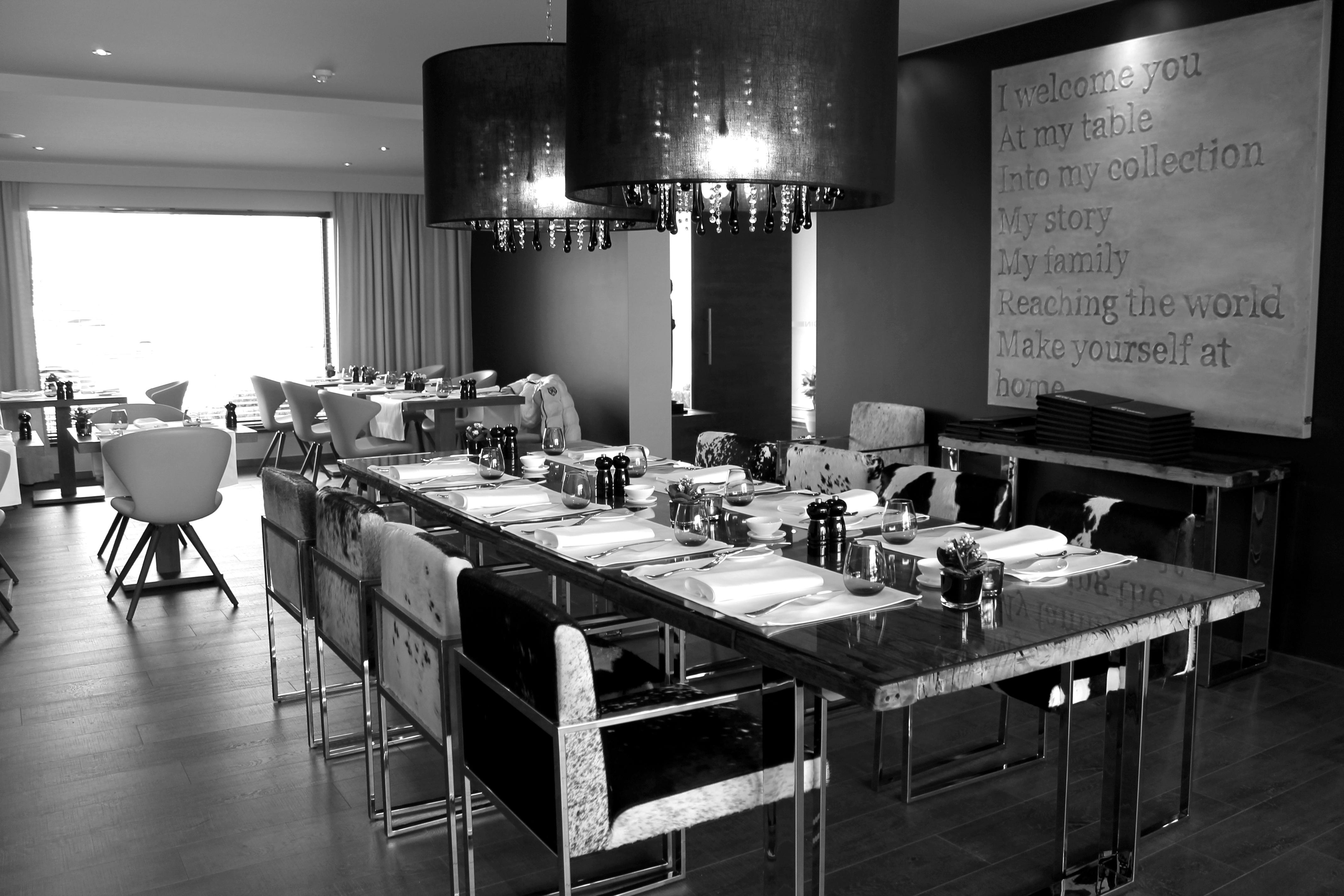 Contact bezoek ons of maak een reservatie bij restaurant bbo for Interieur avenue gaverzicht