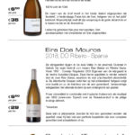 Carte des vins - Bistro Blue Origin