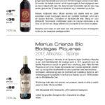 Wijnkaart - Bistro Blue Origin