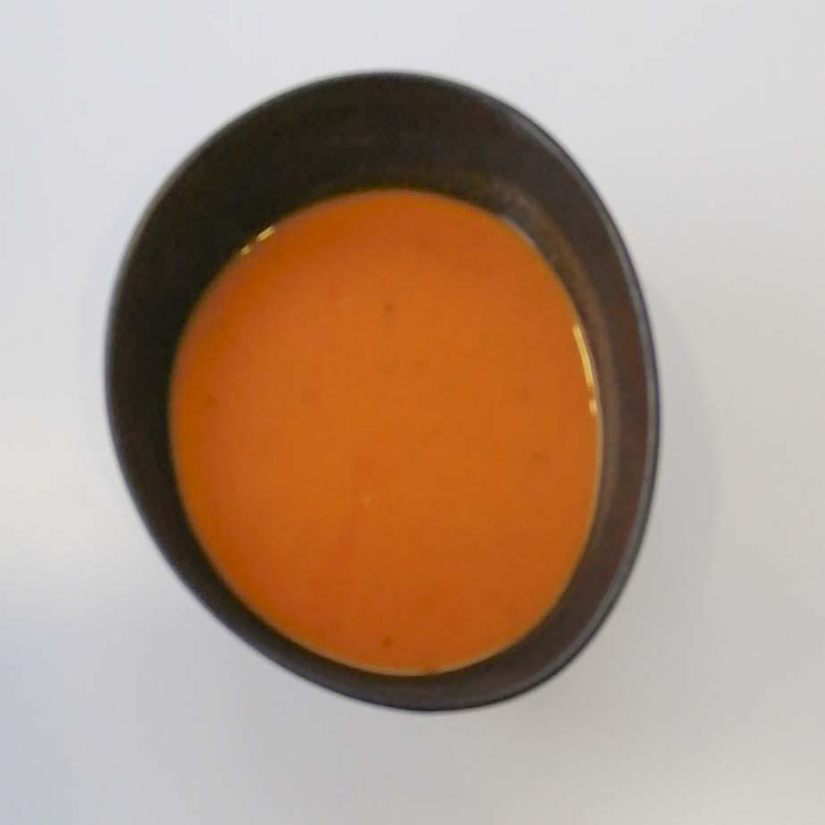 Tomatenroomsoep - Bistro Blue Origin